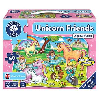 Orchard Toys Unicorn Friends 50 piece Jigsaw