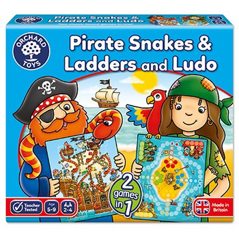 Orchard Toys Pirate snakes and Ladders