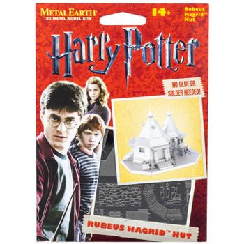 Metal Earth Harry Potter Rubeus Hagrid Hut