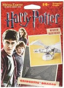 Metal Earth Gringotts Dragon Harry Potter
