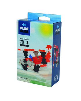 Plus Plus mini basic 70 pieces