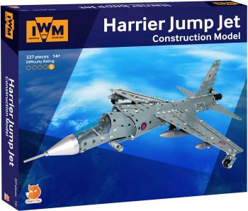 Harrier Jump Jet metal construction kit