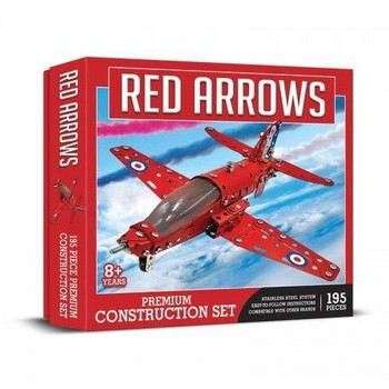 Red Arrows Metal Construction kit