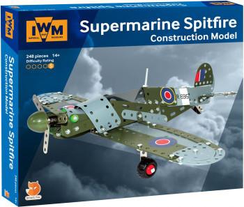 Super marine Spitfire Metal Construction Kit
