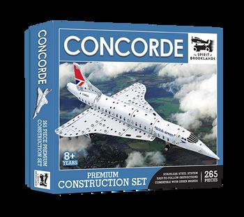 Concorde Construction Metal Kit