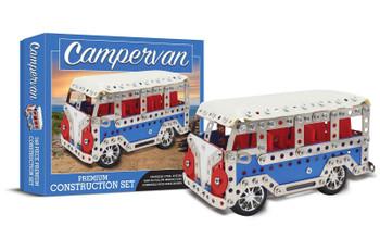 Camper van Metal Construction Kit