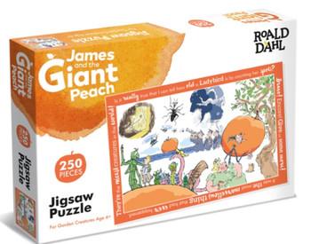 Ronald Dahl 250 piece jigsaw James and the Giant Peach