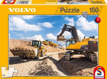 Volvo 150 piece Jigsaw