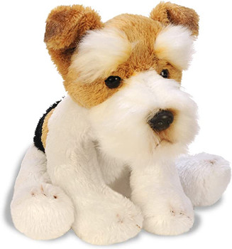 Yomiko Classic fox terrier soft toy