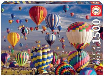 Educa Hot Air Balloons 1500 pieces jigsaw