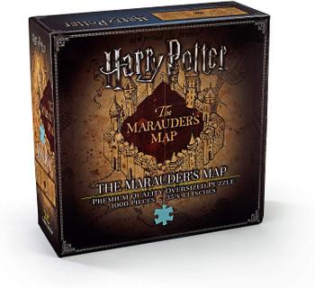 Harry Potter Marauders Map 1000 piece Jigsaw