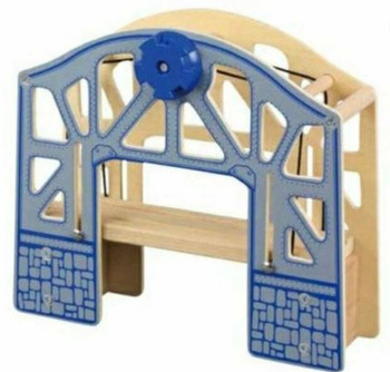 Wooden Lifting Bridge for wooden train sets