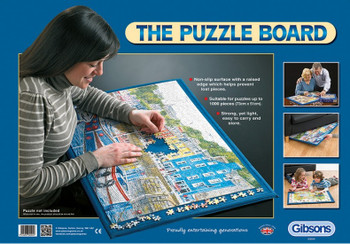 Gibson Puzzle Board