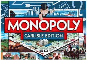 Carlisle Monopoly Game