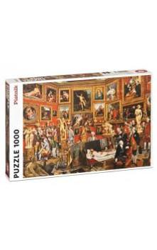 The tribute of the Uffizi 1000 piece jigsaw