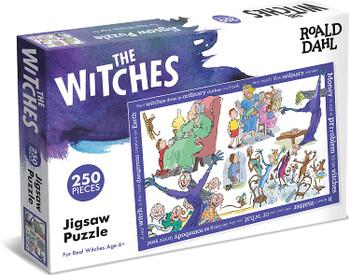 Roald Dahl Witches 250 piece Jigsaw