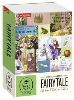 Ladybird Books Fairytale Jigsaw Puzzle 250pc