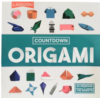 Lagoon Countdown Origami