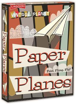 Lagoon Paper Planes