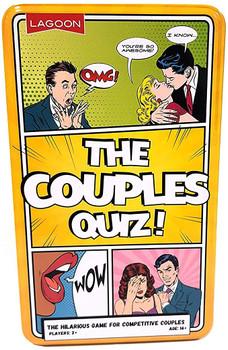 Couples Quiz Game