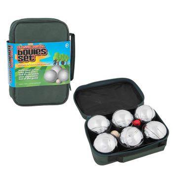 Steel boules (heavy )