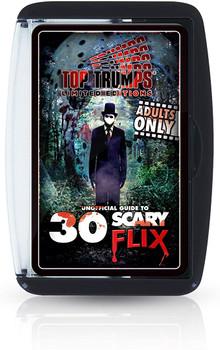Top trumps scaryflix