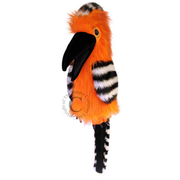 Hoopoe - Large Birds Puppet