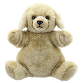Labrador - Cuddly Tumms Puppet