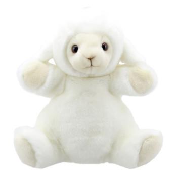 Lamb - Cuddly Tumms Puppet