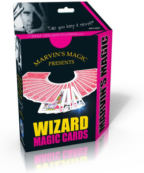 Marvin's Magic Wizard Magic Card Set.