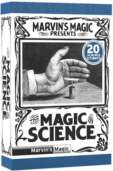Marvin's Magic The Magic of Science Kit