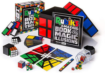 Marvin's Magic Amazing Rubik's Magic Set