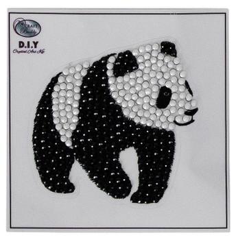Panda - Crystal Art Motifs (With Tools)