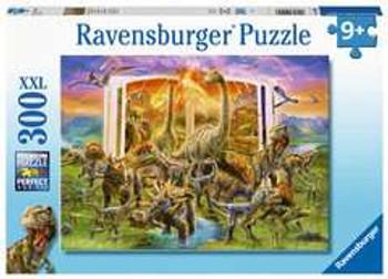 Ravensburger 300xl Dino dictionary jigsaw