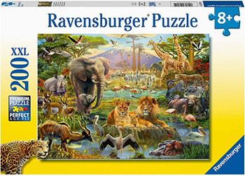 Ravensburger animals of the savanna 200xl jigsaw