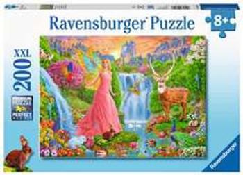 Ravensburger 200xxl jigsaw magical fairy magic