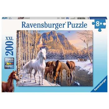 Ravensburger 200xxl winter horses