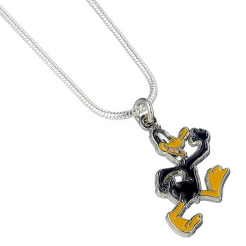 Daffy Duck necklace