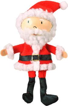 Fiesta Santa finger puppet