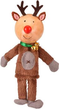 Fiesta reindeer finger puppet