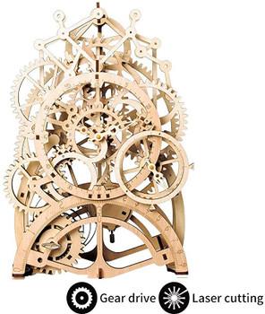 Rokr Pendulum Clock Model Building Kits