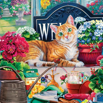 Masterpieces Puzzle catology jigsaw  1000 pieces
