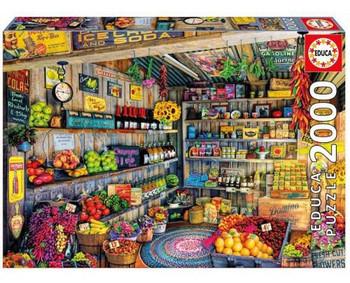 Educa 2000 piece jigsaw the farmers market