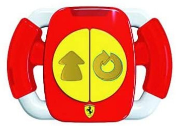 Ferrari lil drivers remote control