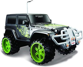 Jeep Wrangler remote control