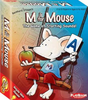 M is for mouse game