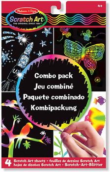 Scratch art combo pack