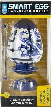 Smart egg blue