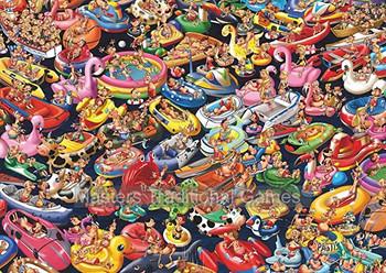 Piatnik 1000 piece jigsaw Floating around