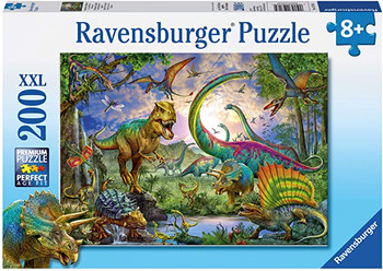 Ravensburger 200xxl piece jigsaw giants of the realm